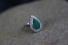 Prsten 'Smaragna kap', 19 900 kn / 2 653 Eur
