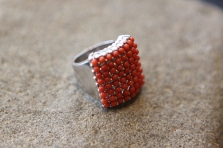 Prsten 'Koraljni', 1440 kn / 192 Eur