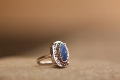 Prsten 'Retro plavi', 997,50 kn / 133 Eur
