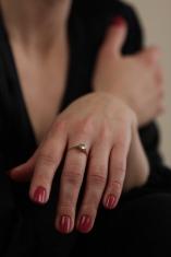 Prsten 'Glam', cijena na upit